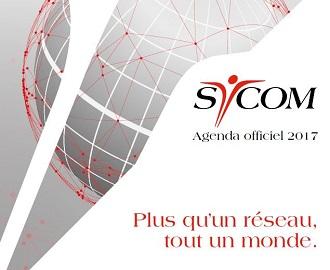 Agenda du SYCOM 2017