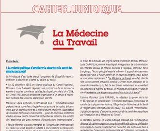 Cahier Juridique MBN 61 (Automne 2017)