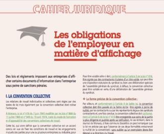 Cahier Juridique MBN 62 (Hiver 2017-2018)