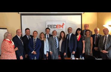 La FEDEM reçoit une délégation de députés français et monégasques