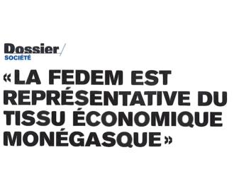 Presse : Interview du Président dans Monaco Hebdo sur la représentativité