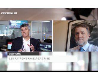 Vidéo : Interview de Philippe Ortelli sur Monaco Info le 29 juin 2020 sur l\'importance du maintien de l\'Article 6 de la Loi n°729