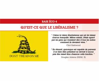 Base Éco 4 : Qu\'est-ce que le Libéralisme ?