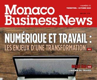 Monaco Business News n°72 (Octobre 2020)