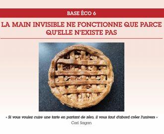BASE ECO 6 : La main invisible ne fonctionne que parce qu\'elle n\'existe pas
