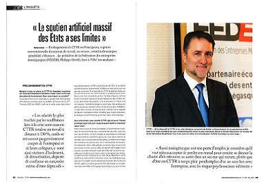 Interview du Président de la FEDEM dans L\'Observateur de Monaco